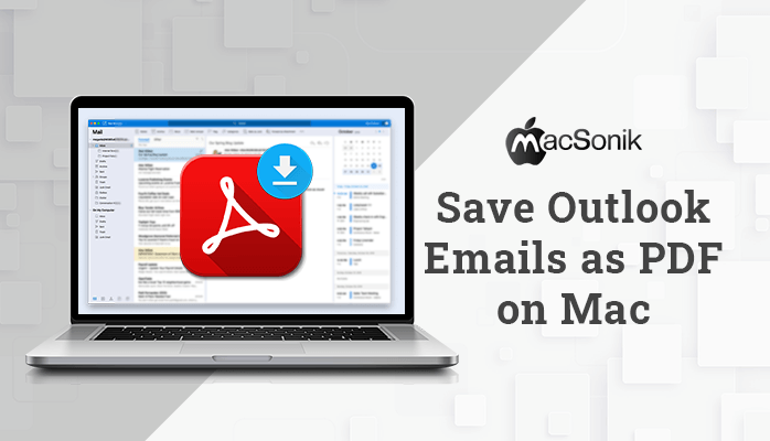 Save Outlook Emails as PDF on Mac