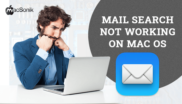 Fixing Mac Mail Search not Working Error